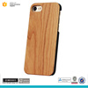 Real cherry wood case for iphone 7