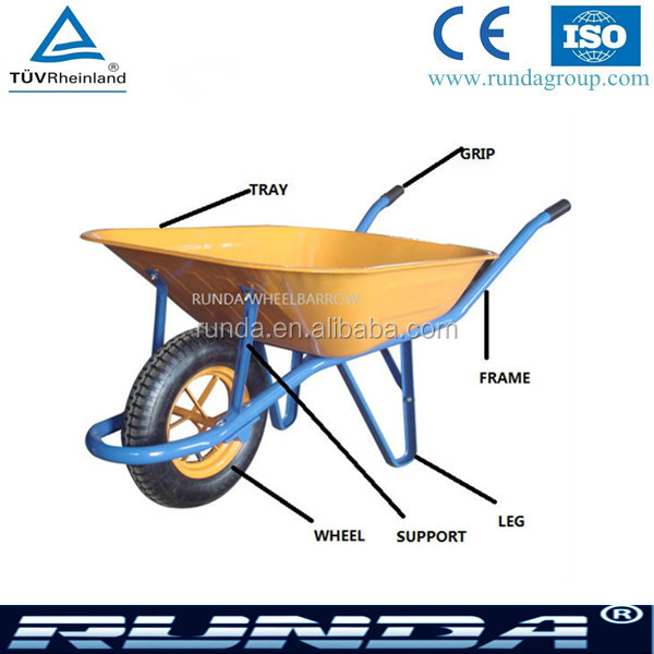 france model wheelbarrow spare parts