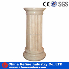 Decorative Marble Roman Column,Cheap Marble Pillars For Sale