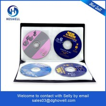 Top Quality PP PVC File Case for Blu-Ray