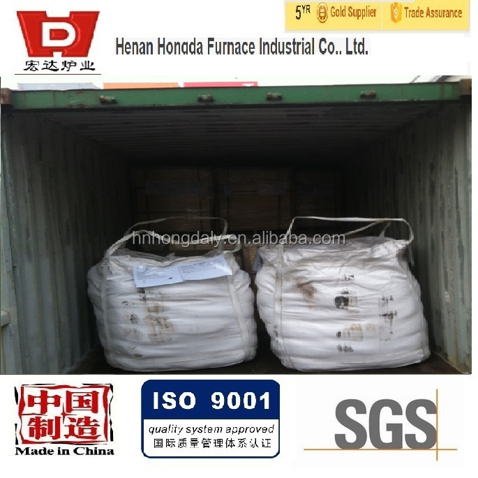 Refractory Corundum Chrome Spinel Castable for Cement Kiln