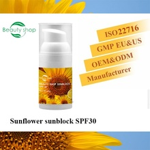 Protecting sunblock best sunscreen lotion for face(SPF30)