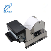 ATM Ticket Kiosk Printer 80mm Kiosk Thermal Printer with Cutter, Mechanism, Control Board r included