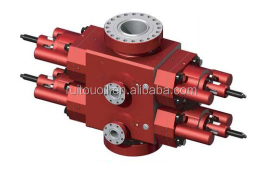 Cameron / U Type Ram BOP Manual Blow Out Preventer for Well Drilling Oilfield
