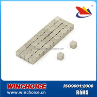 strong magnet NdFeB cube for sale