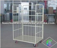 New type storage cages shelving with competitive price in store(manufacturer)