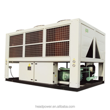 Air cooled industrial water chiller price