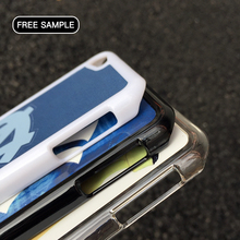 2d sublimaiton case cover for Apple iPod touch 4 5 6