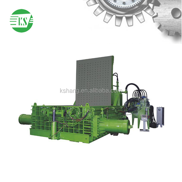 Y81-1000T Factory Price Steel Bar Scrap Metal Compress Baler Machinery for sale