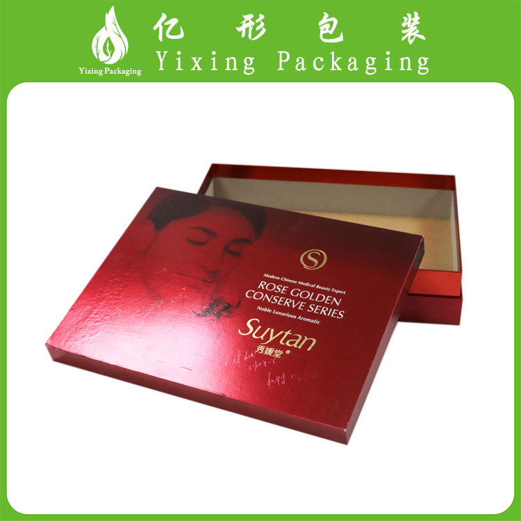 2017 High Quality Paper Box korean skin care packaging and cosmetic creams packaging box for cosmetic display stand
