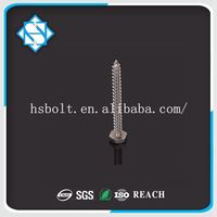 Good quality fastener screws and nuts stainless steel hex head bolt JIS DIN ANSI REACH