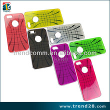 made in chian football image UV oil coating TPU case for apple iphone 5 5s