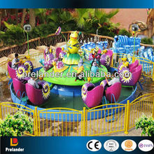2013 New design hot sale high quality kids Snail War Rides For water park games
