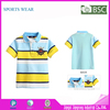 wholesale manufacture cotton screen printing t shirts kids polo t shirt