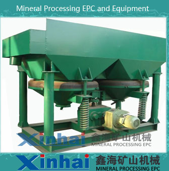 gold Mineral Separator machine manufacture provide gold jig