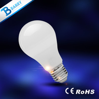 Hot sale 9w led bulb e27 energy saving light bulb with 3 Years Warranty