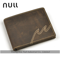 Wholesale supplier real good leather wallet india
