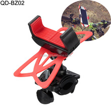 Universal 55-85cm Mountain Bike Phone Mount Handlebar Cell Phone Holder GPS Stand Motorcycle Phone Holder