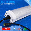 LED tri-proof tube light pure white 2400mm 120W high power factor Canada led waterproof light ip65