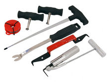 WINDSCREEN REMOVAL TOOL KIT FOR BONDED AND RUBBERED SCREENS WINDSHEILD