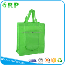 Durable use eco-friendly recycled nonwoven cloth carrying bag
