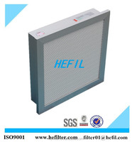 Hight quality gel seal hepa filter air conditioning filter China Manufacturer