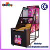 Qingfeng 2015 hot sale basketball arcade game machine basketball shooting machine on sale