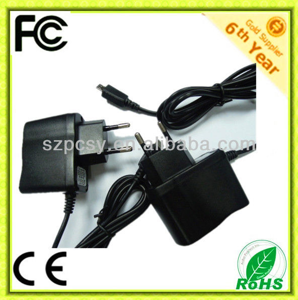 ac adapter 5v 1.2a 6w charger mobile phone