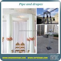 indian wedding mandap designs round pipe and drape