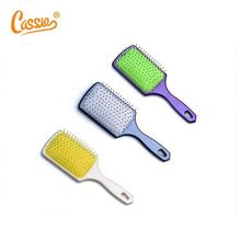 ABS material wet and dry detangling hair brush