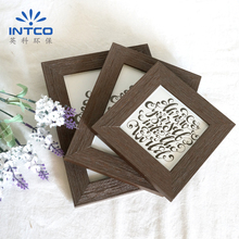 INTCO Eco-friendly plastic antique vintage picture photo frame