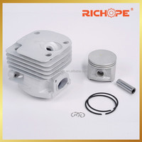 Manufacturer for Chainsaw cylinder kits chain saw cylinder piston kit