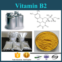 80% pure water soluble Vitamin b2 powder,RIBOFLAVIN CAS No.:83-88-5