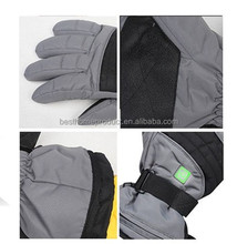 battery operated rechargeable heated motorcycle gloves