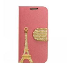 Eiffel Tower View: Personalized Cell Phone Cases for Samsung Galaxy S4 Mini Hot Fashion Designs