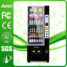 2017 Mini snack drink combo vending machine with GPRS
