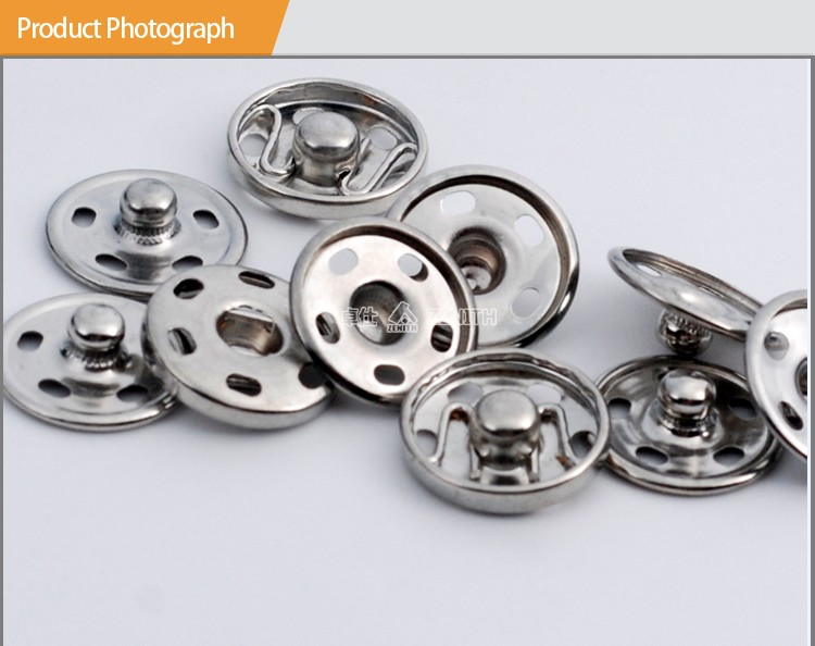 Metal Press Studs Button Garment Button BM10043#
