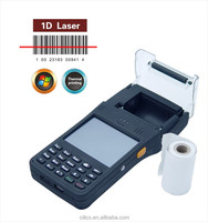 "3.5"" mobile PDA with thermal pos printer terminal ,scanner,rfid reader"