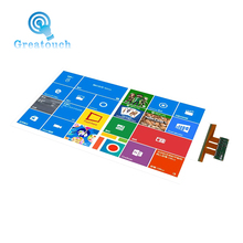 The Best and Cheapest multi frameless transparent interactive touch foil