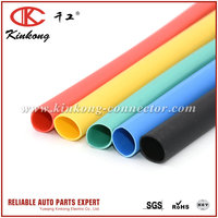 Colorful PE heat shrink tubes & Heat shrink tubing