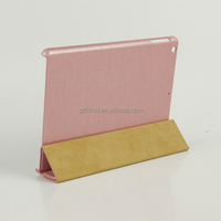 import business dirt -resistant pu folder tablet pc case for ipad air ,super thin slim folio case for europe market