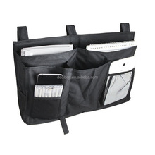 Baby Caddy Hanging Organizer Bedside Storage Bag for Bunk and Hospital Beds