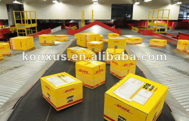 DHL shipping from China to USA with big discount
