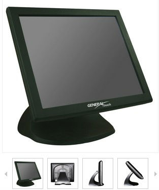 General Touch Industrial Touch Screen Monitor