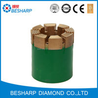 EWM, AWM, BWM PDC core bit/Diamond core drill bit
