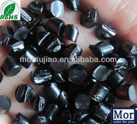 Great carbon black masterbatch for PE/PP/ABS injecton
