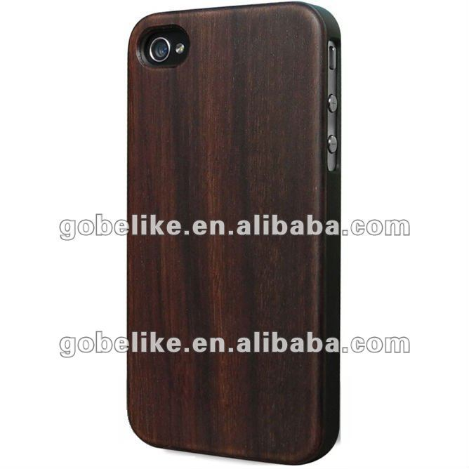 Bois de rose wooden case for iphone 5