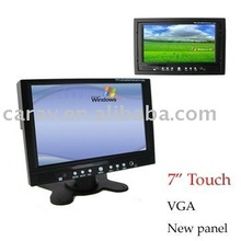 "7"" LCD Monitor Touch Screen monitor"