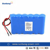18650 2200mah rechargeable batteries 2200mah 18650 li-ion battery packs 22.2v lipo battery