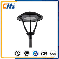 New products IP66 CE ROHS Outdoor solar led garden light led Park lamp with 5 Years warranty for Parks Square areas
